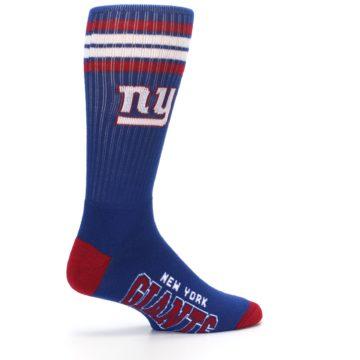 Image of New York Giants Men's Athletic Crew Socks (side-1-23)