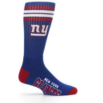 Image of New York Giants Men's Athletic Crew Socks (side-1-24)