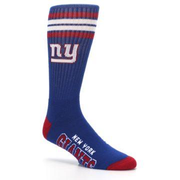 Image of New York Giants Men's Athletic Crew Socks (side-1-26)
