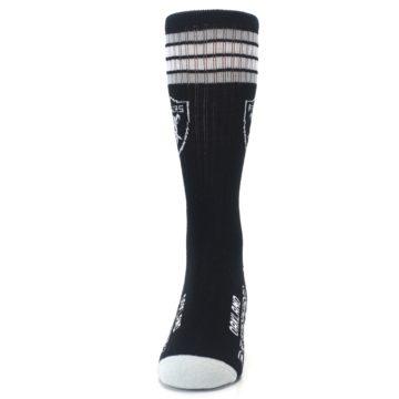 Image of Oakland Raiders Men's Athletic Crew Socks (front-05)