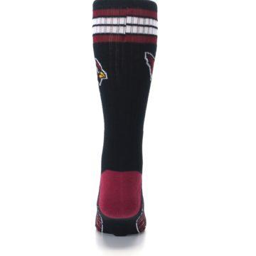 Image of Arizona Cardinals Men's Athletic Crew Socks (back-18)