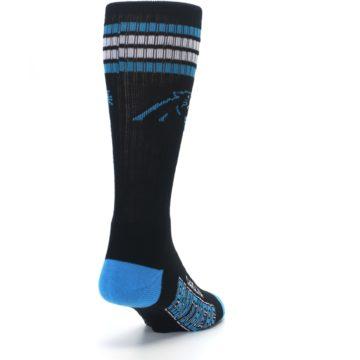 Image of Carolina Panthers Men's Athletic Crew Socks (side-1-back-20)