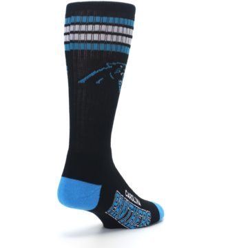 Image of Carolina Panthers Men's Athletic Crew Socks (side-1-back-21)