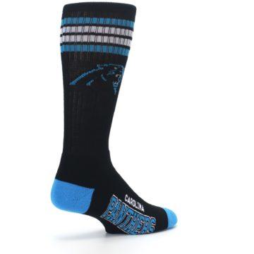 Image of Carolina Panthers Men's Athletic Crew Socks (side-1-back-22)