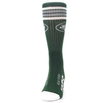 Image of New York Jets Men's Athletic Crew Socks (front-05)