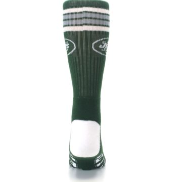 Image of New York Jets Men's Athletic Crew Socks (back-18)