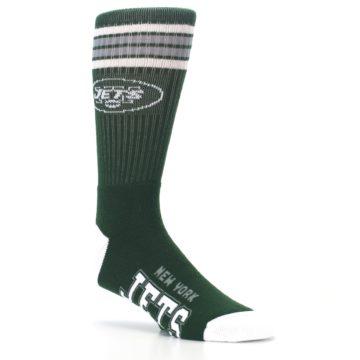 Image of New York Jets Men's Athletic Crew Socks (side-1-26)