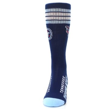 Image of Tennesse Titans Men's Athletic Crew Socks (front-05)