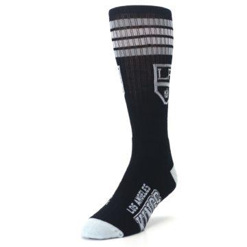 Image of Los Angeles Kings Men's Athletic Crew Socks (side-2-front-07)