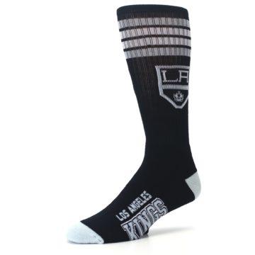 Image of Los Angeles Kings Men's Athletic Crew Socks (side-2-09)