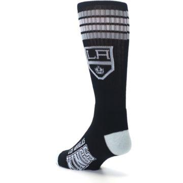 Image of Los Angeles Kings Men's Athletic Crew Socks (side-2-back-15)