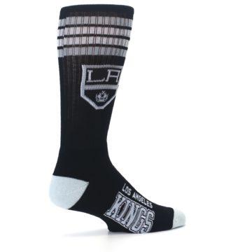 Image of Los Angeles Kings Men's Athletic Crew Socks (side-1-23)