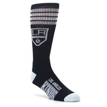 Image of Los Angeles Kings Men's Athletic Crew Socks (side-1-27)