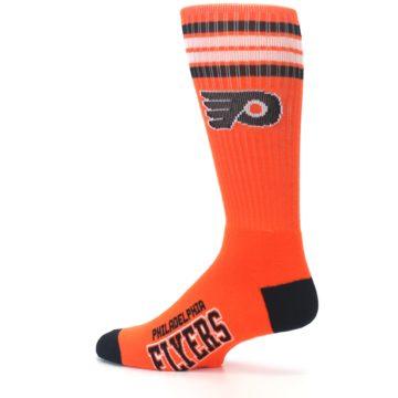 Image of Philadelphia Flyers Men's Athletic Crew Socks (side-2-13)