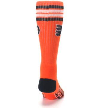 Image of Philadelphia Flyers Men's Athletic Crew Socks (back-19)