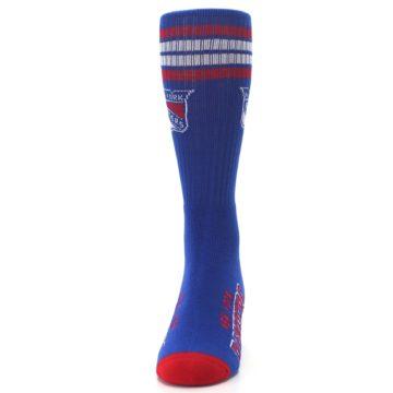 Image of New York Rangers Men's Athletic Crew Socks (front-05)