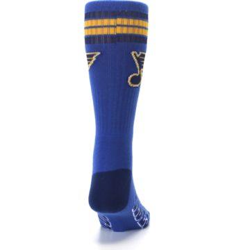 Image of St Louis Blues Men's Athletic Crew Socks (back-19)