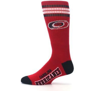 Image of Carolina Hurricanes Men's Athletic Crew Socks (side-2-12)