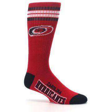 Image of Carolina Hurricanes Men's Athletic Crew Socks (side-1-25)