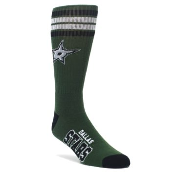 Dallas-Stars-Mens-Athletic-Crew-Socks-FBF
