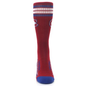 Image of Montreal Canadiens Men's Athletic Crew Socks (front-04)