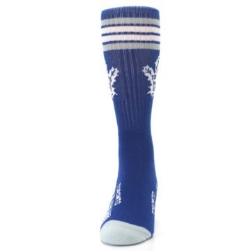 Image of Toronto Maple Leafs Men's Athletic Crew Socks (front-05)