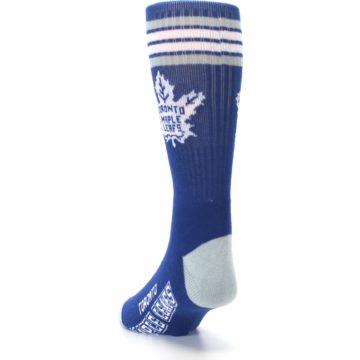 Image of Toronto Maple Leafs Men's Athletic Crew Socks (side-2-back-16)