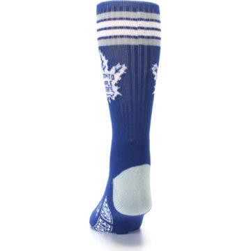 Image of Toronto Maple Leafs Men's Athletic Crew Socks (back-17)