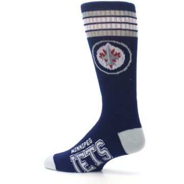 Image of Winnipeg Jets Men's Athletic Crew Socks (side-2-13)