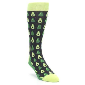 Avocado Socks for Men by Statement Sockwear