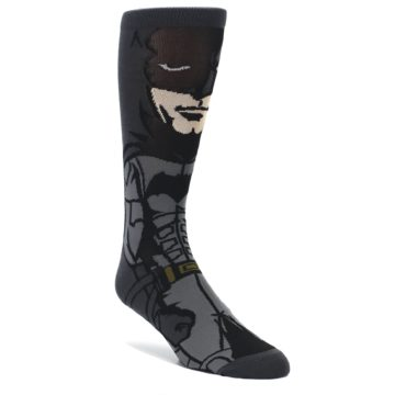 Justice-League-Batman-360-Mens-Casual-Socks-BIOWORLD