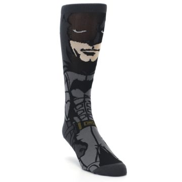 Image of Justice League Batman 360 Men's Casual Socks (side-1-front-02)