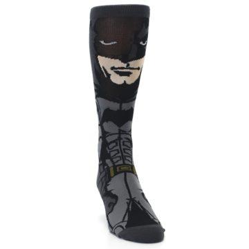 Image of Justice League Batman 360 Men's Casual Socks (side-1-front-03)
