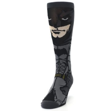 Image of Justice League Batman 360 Men's Casual Socks (side-2-front-06)