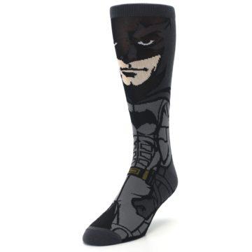 Image of Justice League Batman 360 Men's Casual Socks (side-2-front-07)