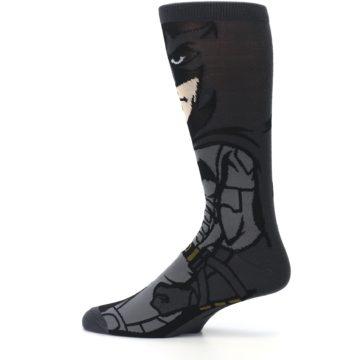Image of Justice League Batman 360 Men's Casual Socks (side-2-12)