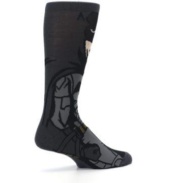 Image of Justice League Batman 360 Men's Casual Socks (side-1-23)