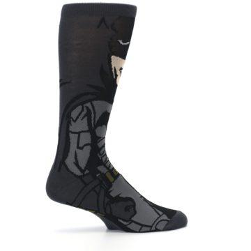 Image of Justice League Batman 360 Men's Casual Socks (side-1-24)