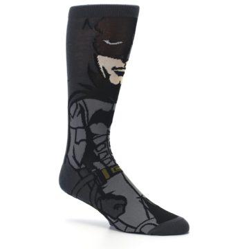 Image of Justice League Batman 360 Men's Casual Socks (side-1-26)