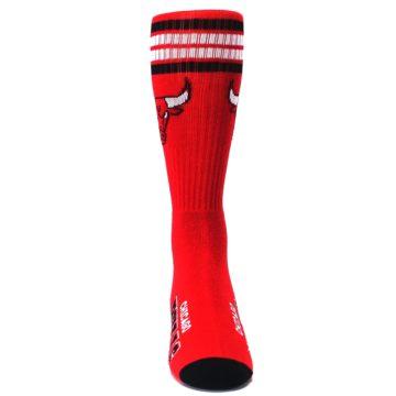 Image of Chicago Bulls Men's Athletic Crew Socks (front-04)