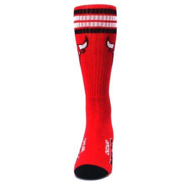 Image of Chicago Bulls Men's Athletic Crew Socks (front-05)