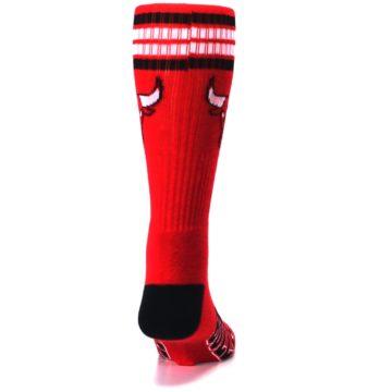 Image of Chicago Bulls Men's Athletic Crew Socks (back-19)