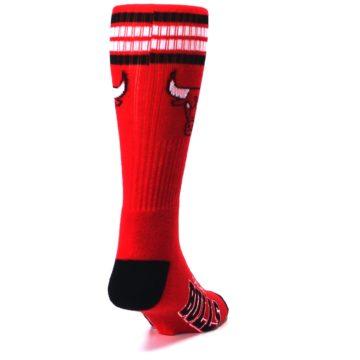 Image of Chicago Bulls Men's Athletic Crew Socks (side-1-back-20)