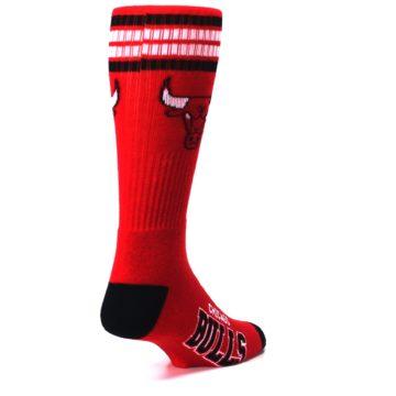 Image of Chicago Bulls Men's Athletic Crew Socks (side-1-back-21)