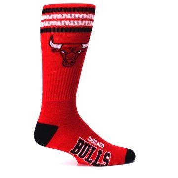 Image of Chicago Bulls Men's Athletic Crew Socks (side-1-24)