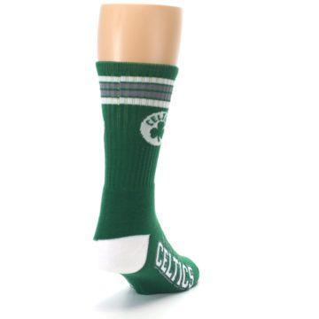 Image of Boston Celtics Men's Athletic Crew Socks (side-1-back-20)