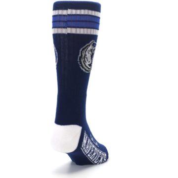 Image of Dallas Mavericks Men's Athletic Crew Socks (side-1-back-20)