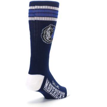 Image of Dallas Mavericks Men's Athletic Crew Socks (side-1-back-21)