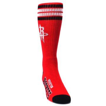 Image of Houston Rockets Men's Athletic Crew Socks (side-1-front-03)