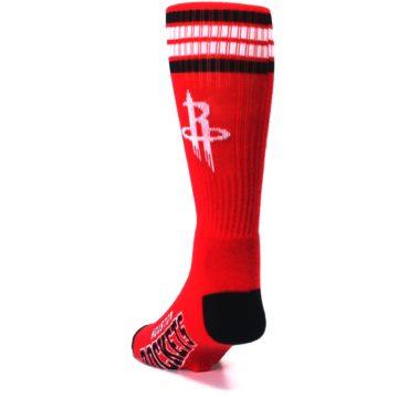 Image of Houston Rockets Men's Athletic Crew Socks (side-2-back-16)